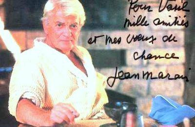 Homazh për artistin e shquar ZHAN MARE ( Jean Marais )