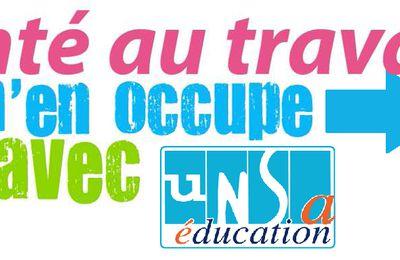 CHSCT départemental du jeudi 5 octobre