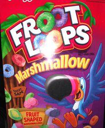 Des Céréales gout Marshmallow - Froot loops