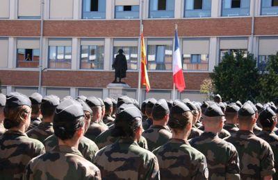 Les élèves-gendarmes français commencent à être formés en Espagne