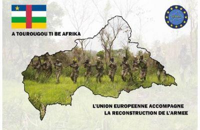 L'armée centrafricaine va sécuriser la zone quittée par les Américains