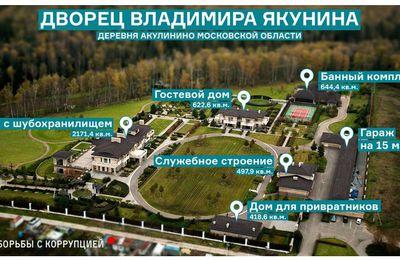 10 faits intéressants sur Vladimir Iakounine, ennemi de l'occident décoré avec un Legion d'Honneur