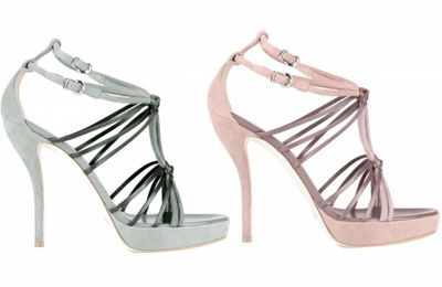 Shoes : Giorgio Armani printemps 2012