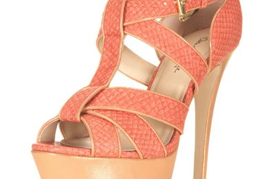 Chaussures Miss Selfridge - Collection Printemps / Eté 2012