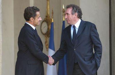 Sarkozy contre Bayrou : c'est Alain Juppé qui est visé.