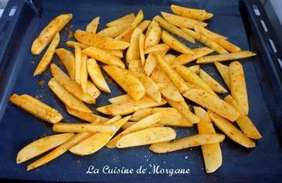 "Frites ""Home made"""