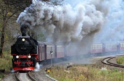 Ten of the world's great #train journeys: readers'...