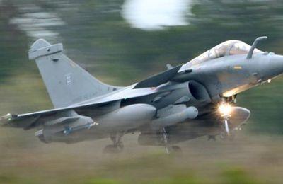 France: l'armée de l'air veut aussi des Rafale