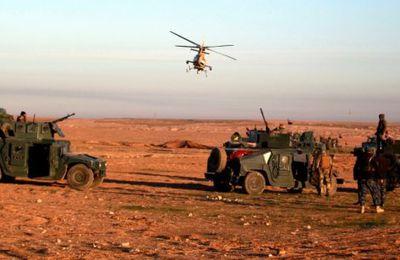 L'Irak lance l'offensive terrestre pour reprendre l'ouest de Mossoul à Daech