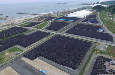 Fukushima «noyé» sous les déchets nucléaires !