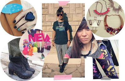Portrait de bloggeuse chez Madmoizelle.com!