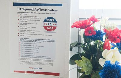 In latest #voterID filing, feds argue #Texas...