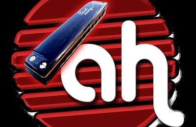 5 phrases en sol - Harmonica chromatique et harmonica C
