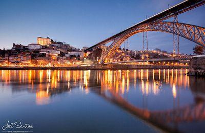 Ponte D. Luis, Porto/Gaia, Portugal