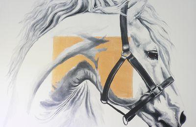Coup de coeur pour ... Sabine Besso, artiste peintre