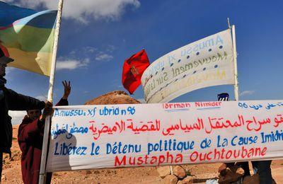 Maroc: Imider ou Bni Oukil, l'accaparement des terres à la croisée des luttes sociale et écologique ...