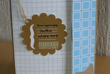 Atelier mini-album Clean & Simple sur Marseille