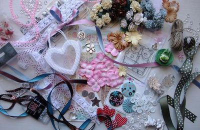 blog candy chez SCRAP STORY