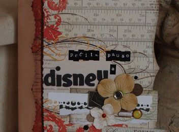 Mini album - DT rue du scrap