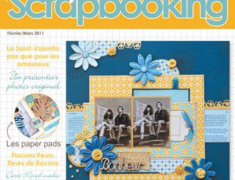 Esprit Scrapbooking n°19 - Février/Mars 2011