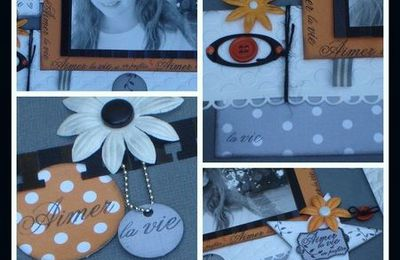 Blog candy chez le scrap de sylvie !