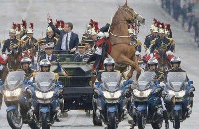 Emmanuel Macron et la fierté nouvelle d'être Français ?