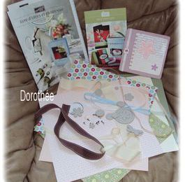 Blog candy de Tweetydo - produits stampin'up
