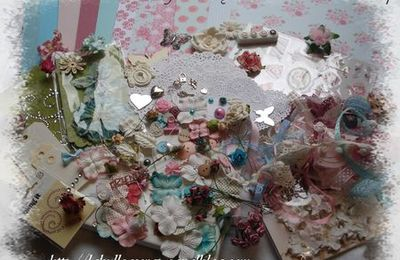 super blog candy chez sylvie et sa bulle à scrap