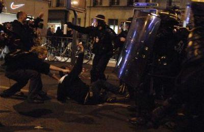 Comment la police empêche les journalistes de travailler en manif