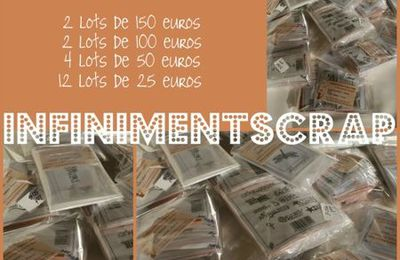 Blog Candy ...Chez Infiniment Scrap...