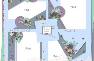 Templates pack 13 de Ida Passion