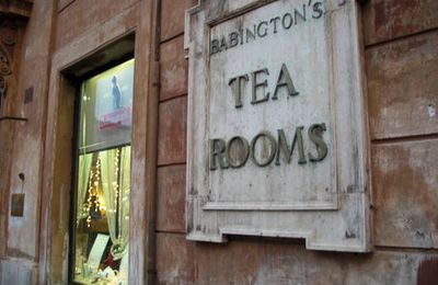 Babington's, tea room anglais à ... Rome