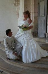 le mariage !