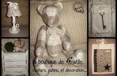 La boutique de Gaëlle