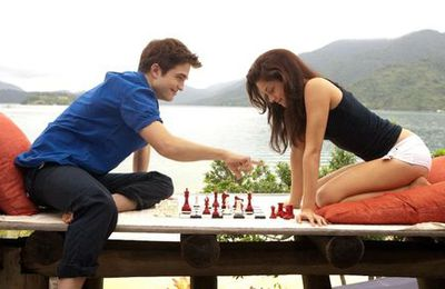 Twilight 4 : Breaking Dawn, les nouvelles photos