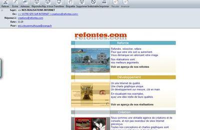 REFONTES.COM ... qui m'a dénoncé ?