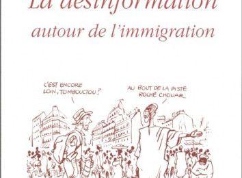 La conférence d'Arnaud Raffard de Brienne sur la désinformation autour de l'immigration est disponible sur DVD...