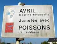 L'origine du poisson d'Avril !