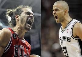 Joakim Noah dans la All-NBA 1st Team et Tony Parker dans la All-NBA 2d Team !!