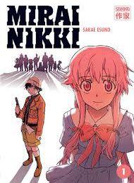 """""""Mirai Nikki"""" de Sakae Esuno *****"""