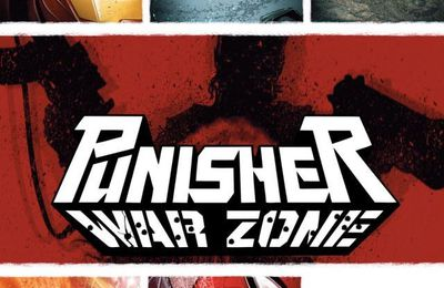 Punisher War Zone - La bibliothèque de Ben Wawe