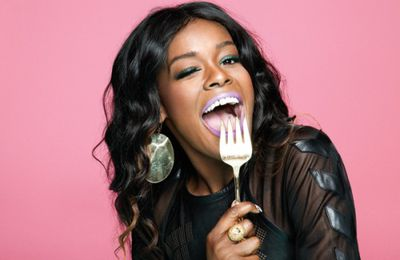 Azealia Banks - Fierce (video + lyrics)