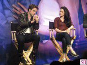 Twilight Convention in LA : Kris, Rob, Taylor & Bill !
