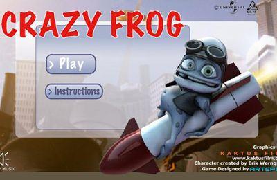Crazy Frog : Crazy Game !!