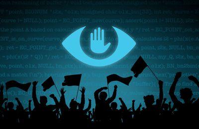 El dia que luchamos contra la vigilancia masiva