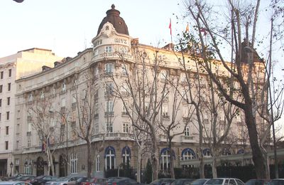 LA HISTORIA DEL HOTEL RITZ