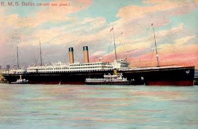 RMS Baltic (1903 White Star Line)