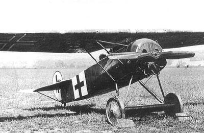 Les différents sortes d'avions militaires français de la 1ère Guerre Mondiale