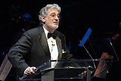 Placido Domingo : 70 ans
