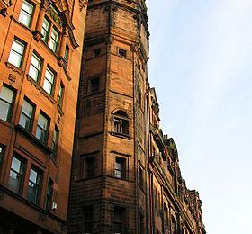 Glasgow -The Lighthouse